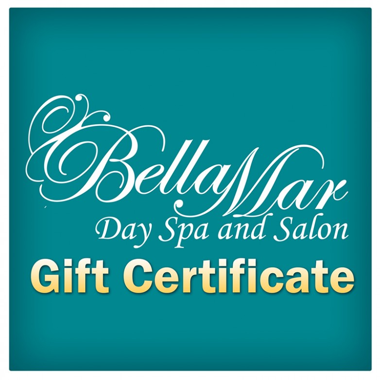 Bella Ma rGift Certificatey